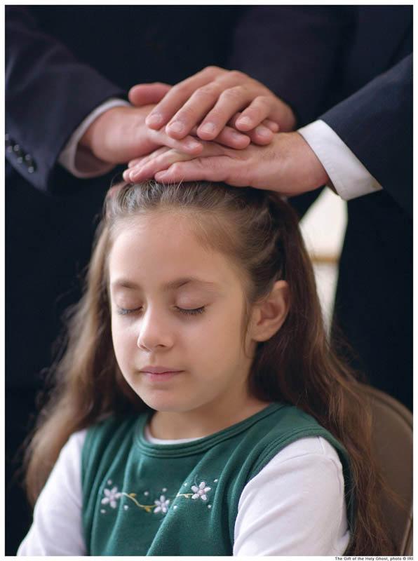 Mormon Blessing