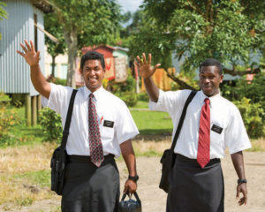 missionary mormons