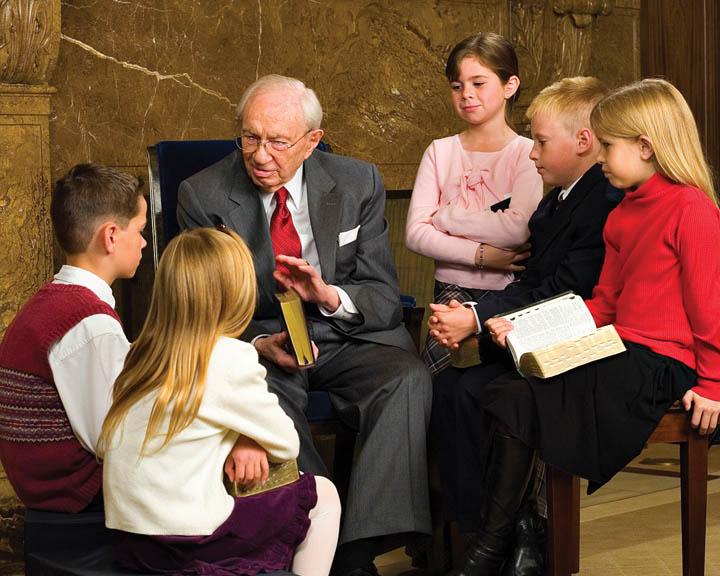 Even Mormon Children Can Have a Testimony