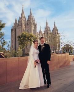 mormon temple marriage