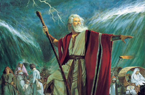 The Story of Moses: Strengthened By the Lord