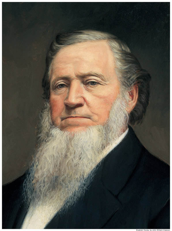 Brigham Young: Prophet, Seer, and Revelator