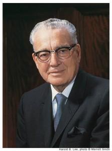 Harold B. Lee Mormon Prophet