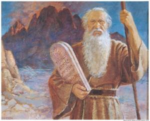 Mormon Moses