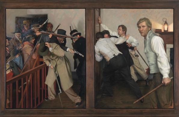 "John Taylor, Joseph Smith, and ""A Poor Wayfaring Man of Grief"""