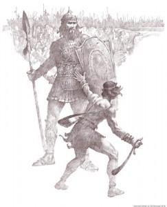 David Goliath mormon