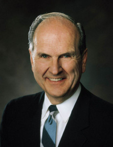 Russell M. Nelson: Doctor, Surgeon, Living Apostle