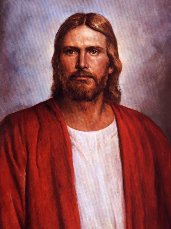 Jesus Christus Mormonen