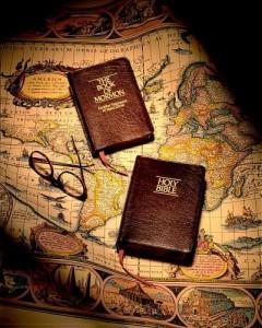 mormon bible book