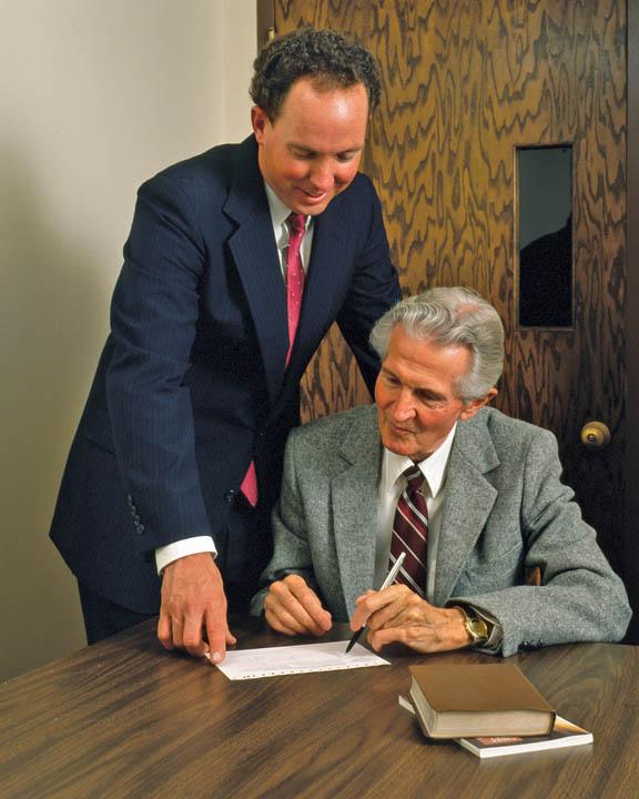 Mormon Leaders