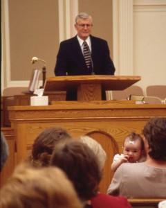 Mormon Church