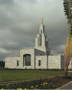 Mormon Temple Ghana