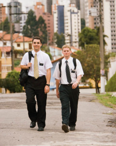 Missionary Mormons