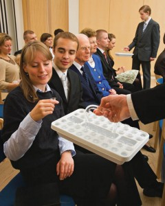 Mormon Church Sacrament