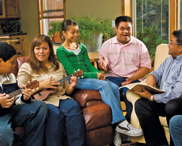 Parents: Learning to Love Your Teen