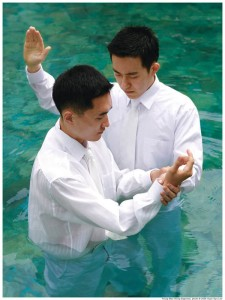 Baptism Mormon