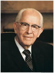 Pres. Ezra Taft Benson Mormon