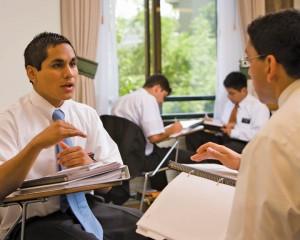 Mormon Missionary Training Center