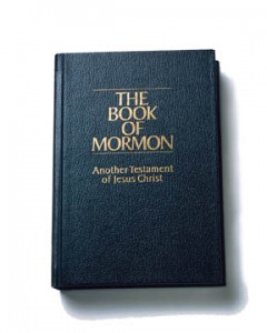 Mormon Book English