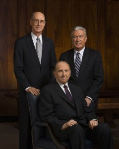 First Presidency Mormon