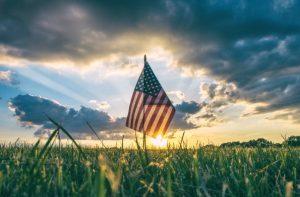 America flag patriotic