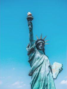 statue of liberty america new york