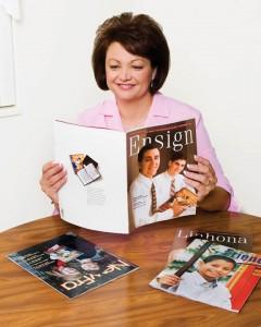 Mormon Church Magazines