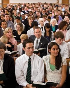 Mormon Church- Meeting