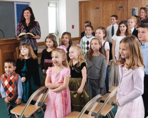 Adult class doctrine gospel lds