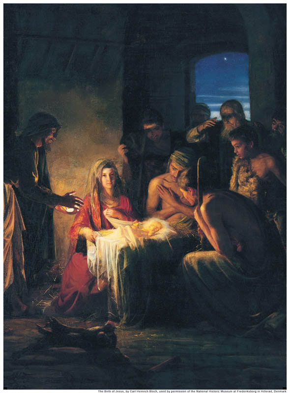 Oh Come Let Us Adore Him: The Babe of Bethlehem