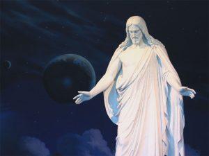 Christus Mormon Temple Square