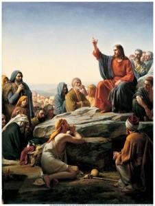 Sermon Mount Jesus Mormon