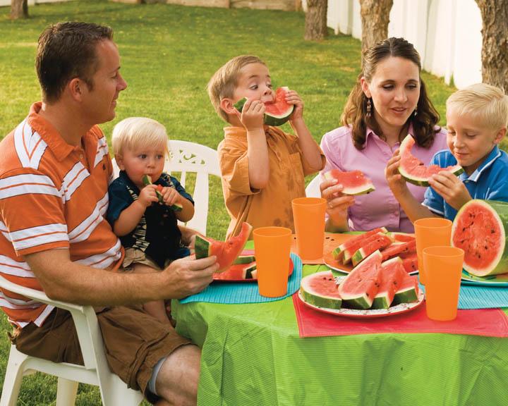 Mormon Family Dinner