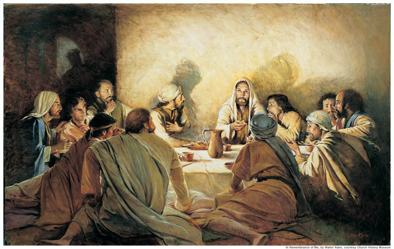 Last-Supper-Mormon