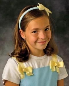 Girl Mormon