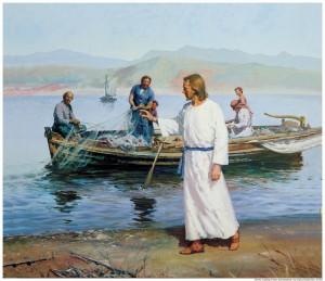 Jesus Fishermen Mormon