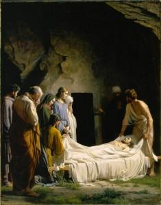 Jesus Christ Tomb Mormon