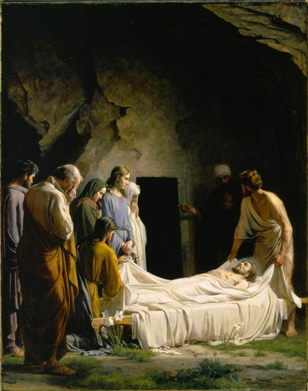 He Lives, This Testimony I Give