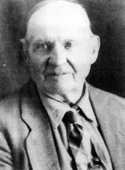 William Moses Harris Mormon Pioneer