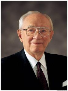 Gordon B Hinckley Mormon