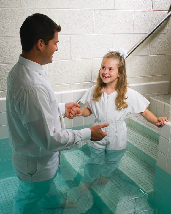 Baptism: Taking the Name of Jesus Christ - LDS Blogs