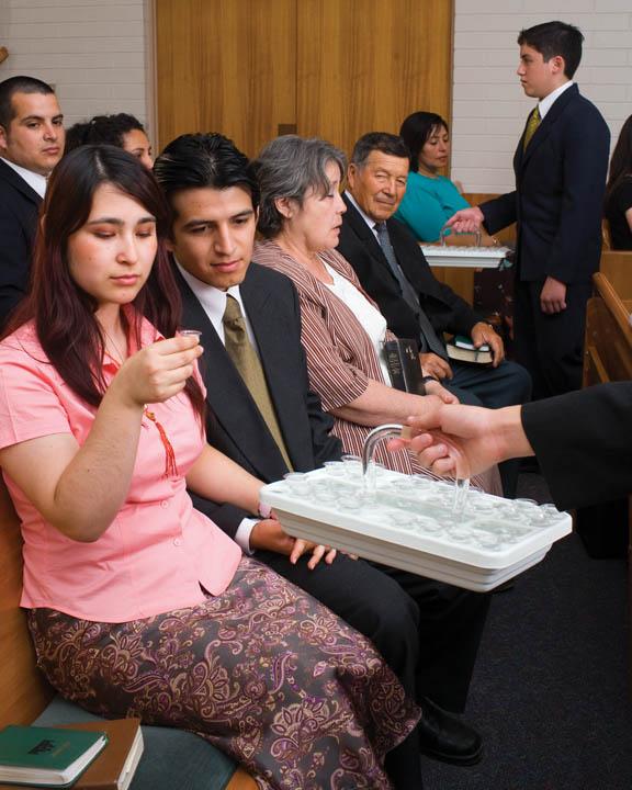 Mormon Sabbath