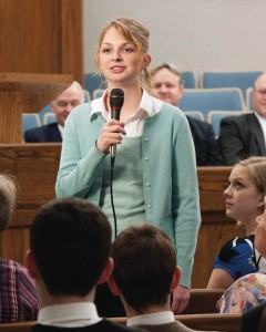 Mormon Youth Testimony