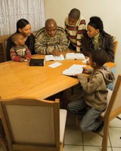 Mormon Family Study