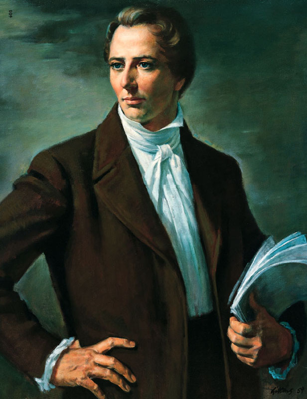 Joseph Smith: Steadfast and Steady