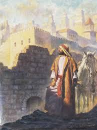 Nehemiah Mormon Old Testament