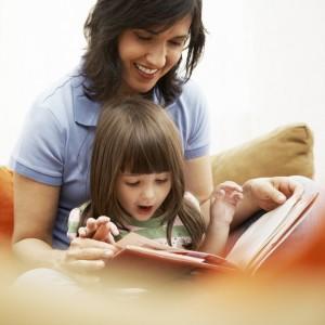 Mother Teach Daughter