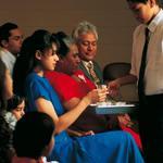 Mormon Sacrament Meeting