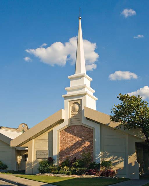 Mormon Meetinghouses: Classrooms