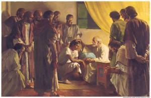 Jacob Sons Mormon